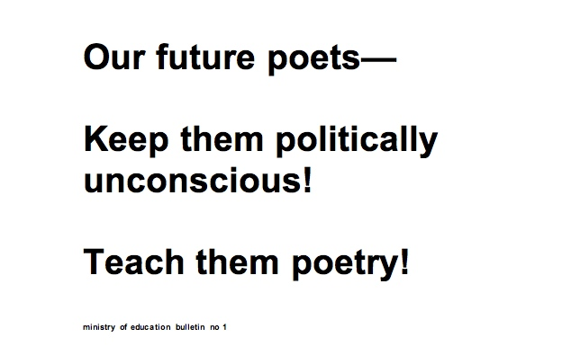 our future poets